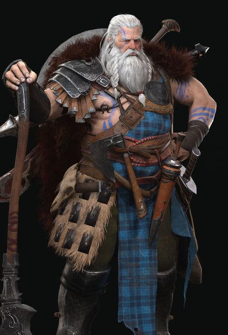 Exordine celtic warrior 9779bc5e d6uz