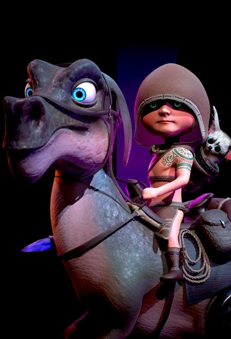Furkanugurlu the little rider 69ea13a3 3by5
