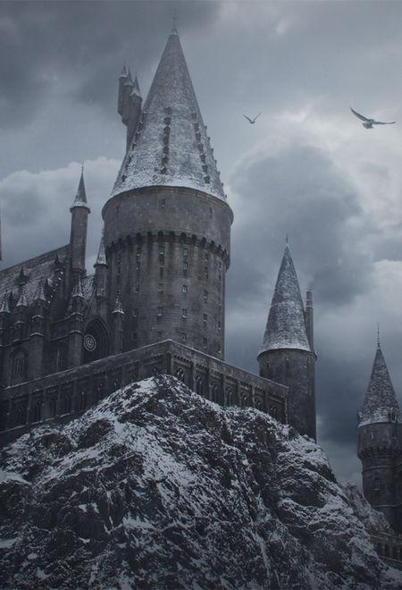 Menyhei hogwarts in the snow 27351a3d 4dm4