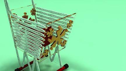 Designer Shopping Cart