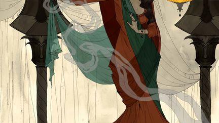 Scheherazade, The Vizier's Daughter