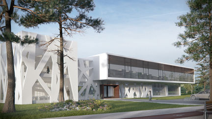 Architecture high school