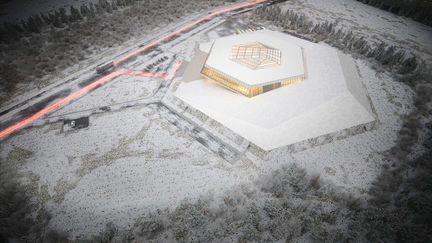 The Gift 483 - Ruukki logistic center competition
