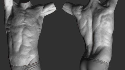 Scott Eaton anatomy course week 1
