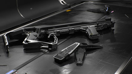 GARUDA (ガルーダ) VEKA-SKEL Projection Shotgun