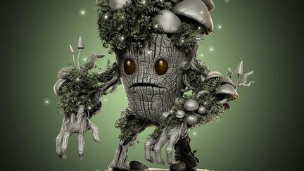 The Mushroom Monster MEEPEE