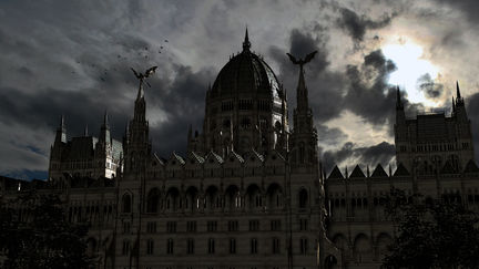 Guardians of the Palace, Jean-François Liesenborghs (3D)