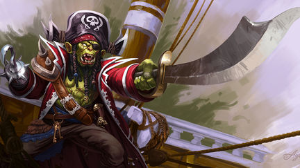 orc pirate