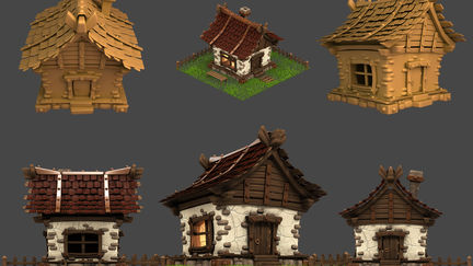 Hearthlands houses