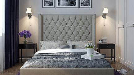 Bedroom in Modern Classic