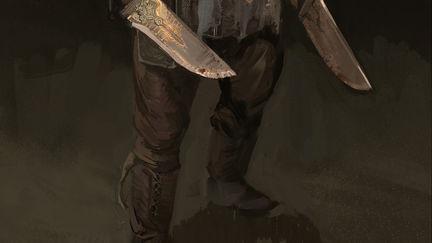 God of War Visual Development- Magni