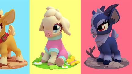 Cutie Goaties