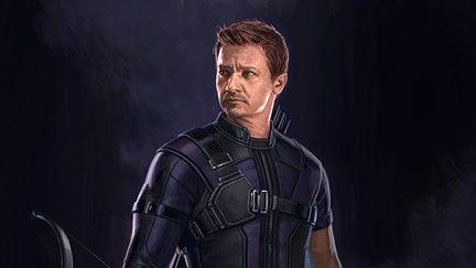 Hawkeyes- Captain America: Civil War