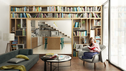 Image based on Residence in Victoria by Studio Four