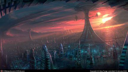 Raevona - Docking Towers