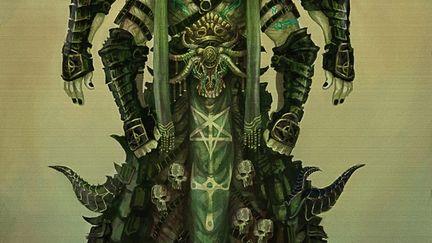 Daemon Warrior Priest