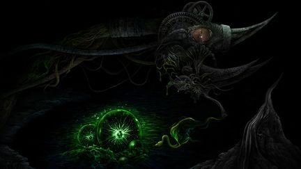 Dark electro industrial