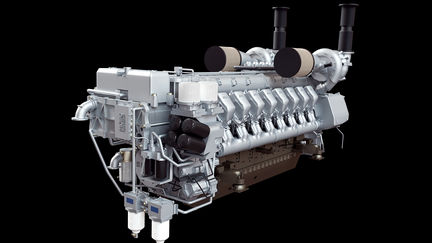 Yacht engine modelling