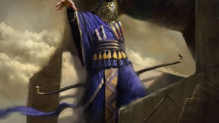 The Purple Guard of Taerhonis