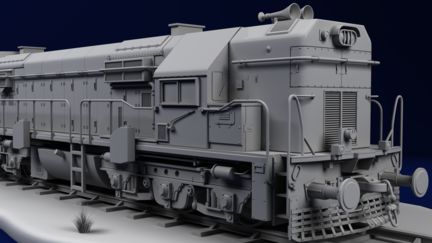 Train Model. (WIP)