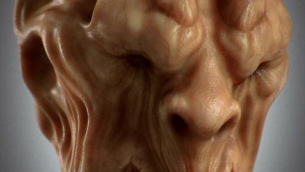 Alien Head Test