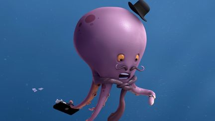 Mr Octopus is late...