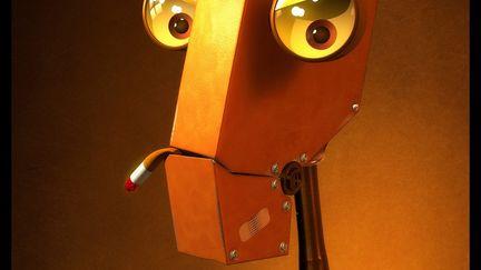 Robot's portrait
