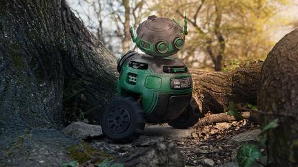 Robot - Bold1
