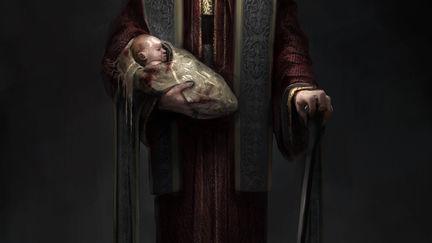 Warlock. King's advisor (Villians)