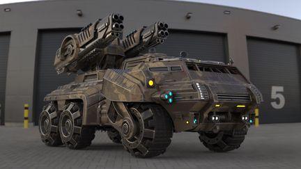 Plasma vehicle