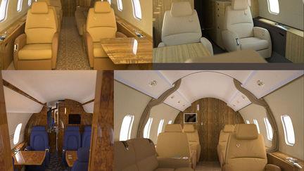 Bombardier Global Express  render