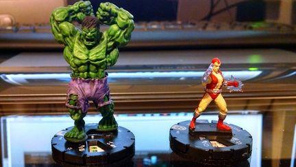 Hulk sculpt
