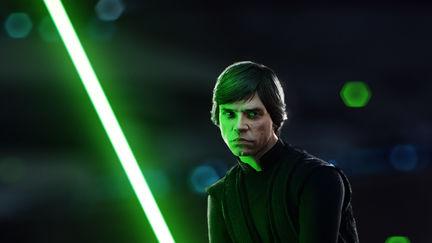 Star Wars Battlefront 2 - Luke Skywalker