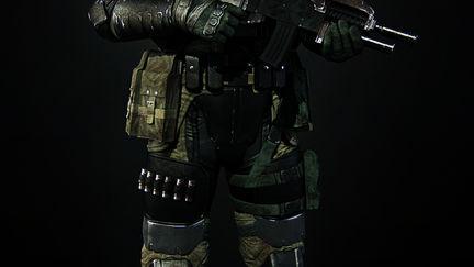 G.N.R.I.C. Trooper 3D - Final