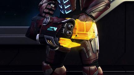 Grym - Mass Effect Challenge