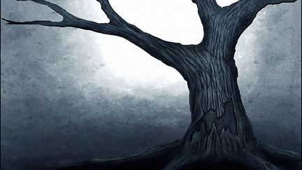 Tree - dark and cold
