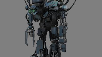 Feng Zhu Robot Concept