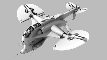 Assault Gunship
