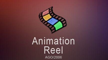 Animation Reel - AGO/2006
