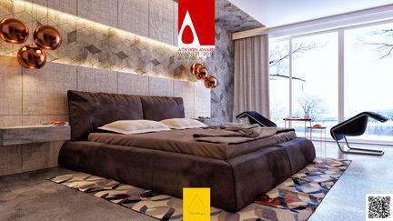 Leaves - A'Design Awards 2016 Winner - Bronze Award