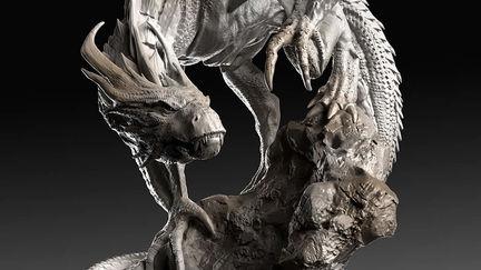 -KAEGHAR the Dragon-