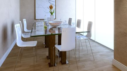 YASDR (Yet Another Shiny Dining Room)
