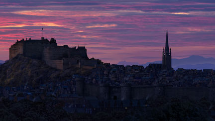 Medieval Edinburgh