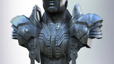 Speed sculpting :Imperator Nero