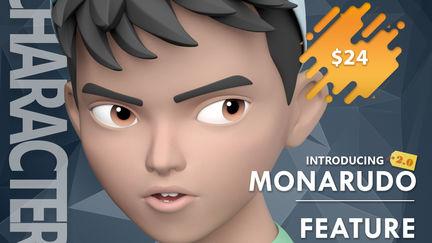 Monarudo Rig 2.0