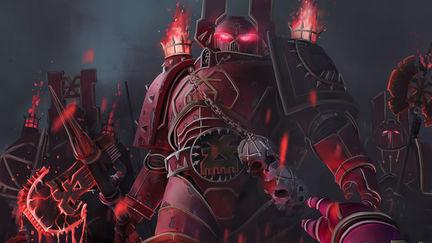 Khornate Red Centurion