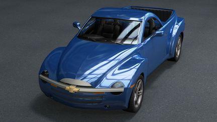 SSR Chevy