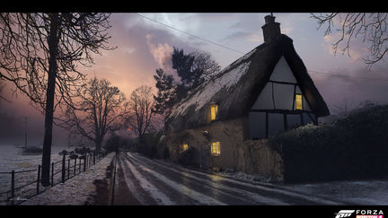 FH4 - Cottage Seasons