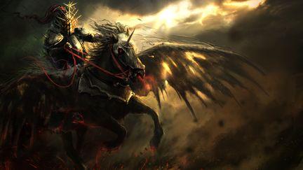 Unrelenting Rider