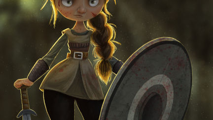 Viking - Shield Maiden